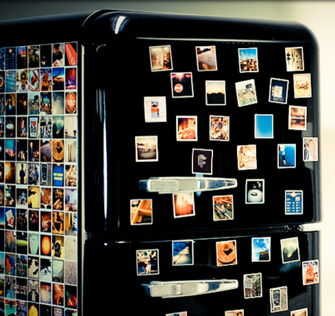 Instagram Magnets contemporary-home-decor