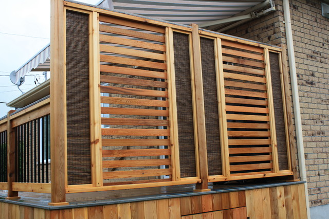 custom trex decks patios. Black Bedroom Furniture Sets. Home Design Ideas