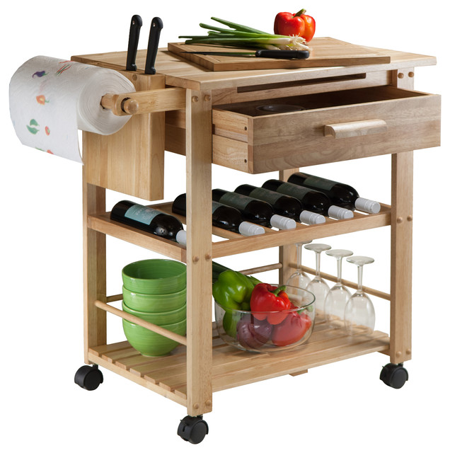 Finland Kitchen Cart.