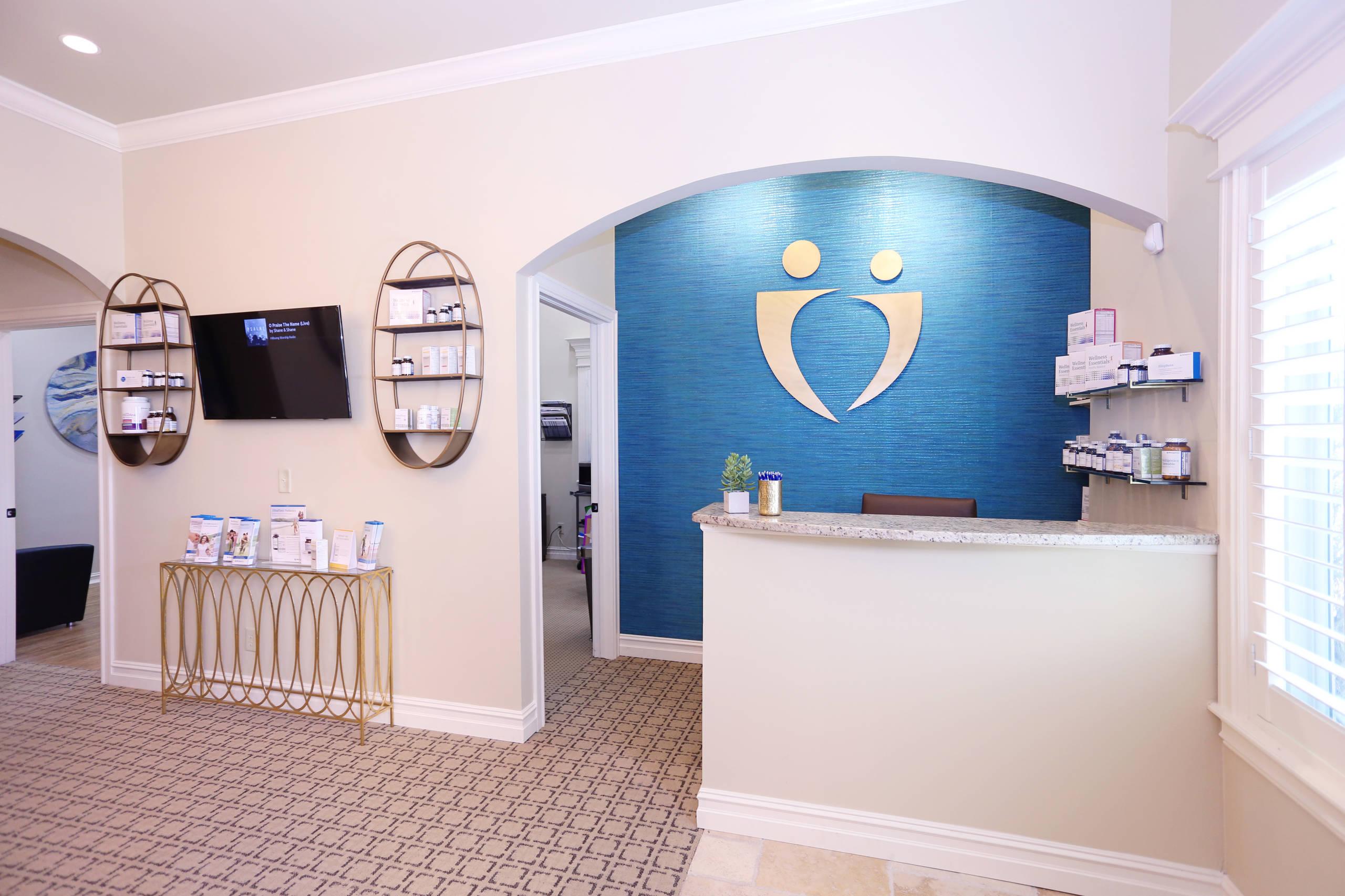 Lobby Design for Ross Medical