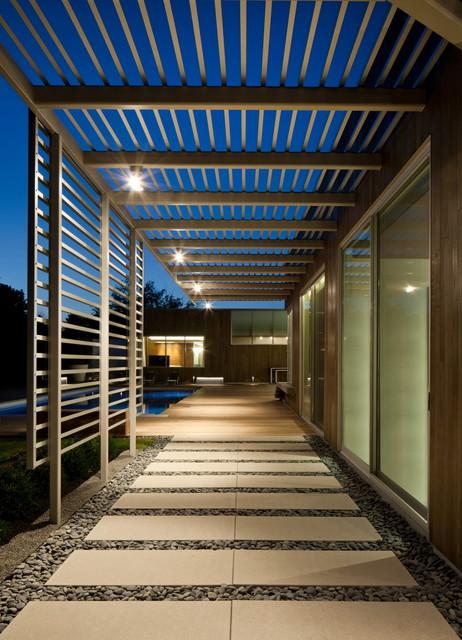 Art house contemporain jardin omaha par tackarchitects - Sculptuur jardin contemporain ...