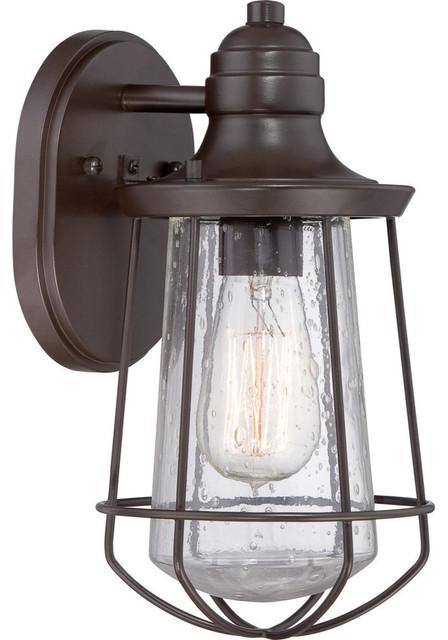 Quoizel marine 1 light outdoor wall lights western bronze outdoor wall lights