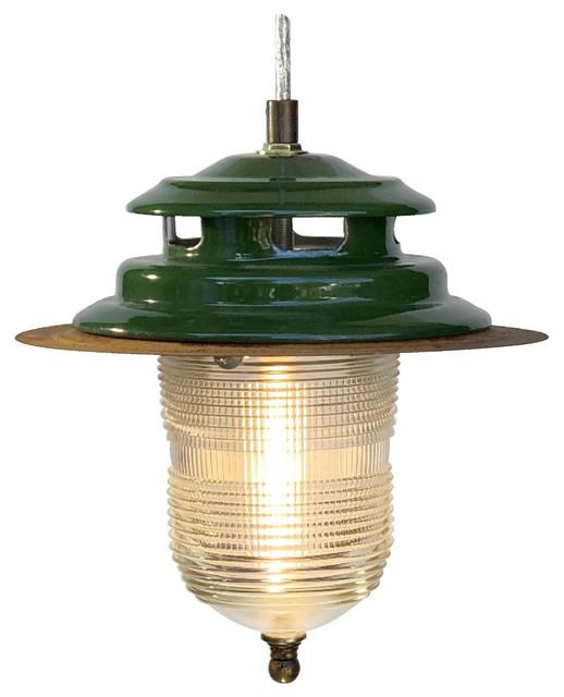 Lantern Antique Coleman Vent Hood