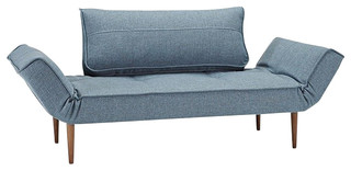 Zeal Deluxe Daybed Mixed Dance Light Blue
