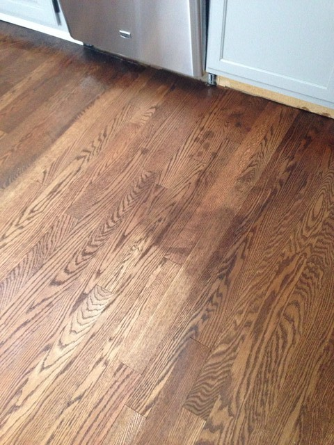Not Sure What To Do With Patch Hardwood Floor