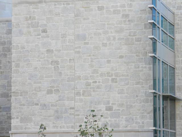 Indiana Limestone Tumbled Veneer Indianapolis By