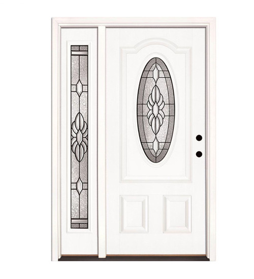 sc 1 st  Houzz & Do I paint the door door transom door sidelight transom brickmould?