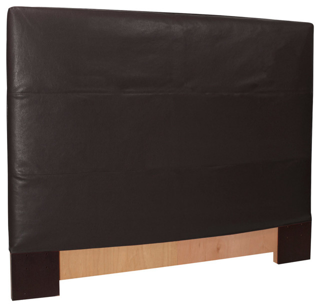 leather twin headboard  headboard designs, Headboard designs