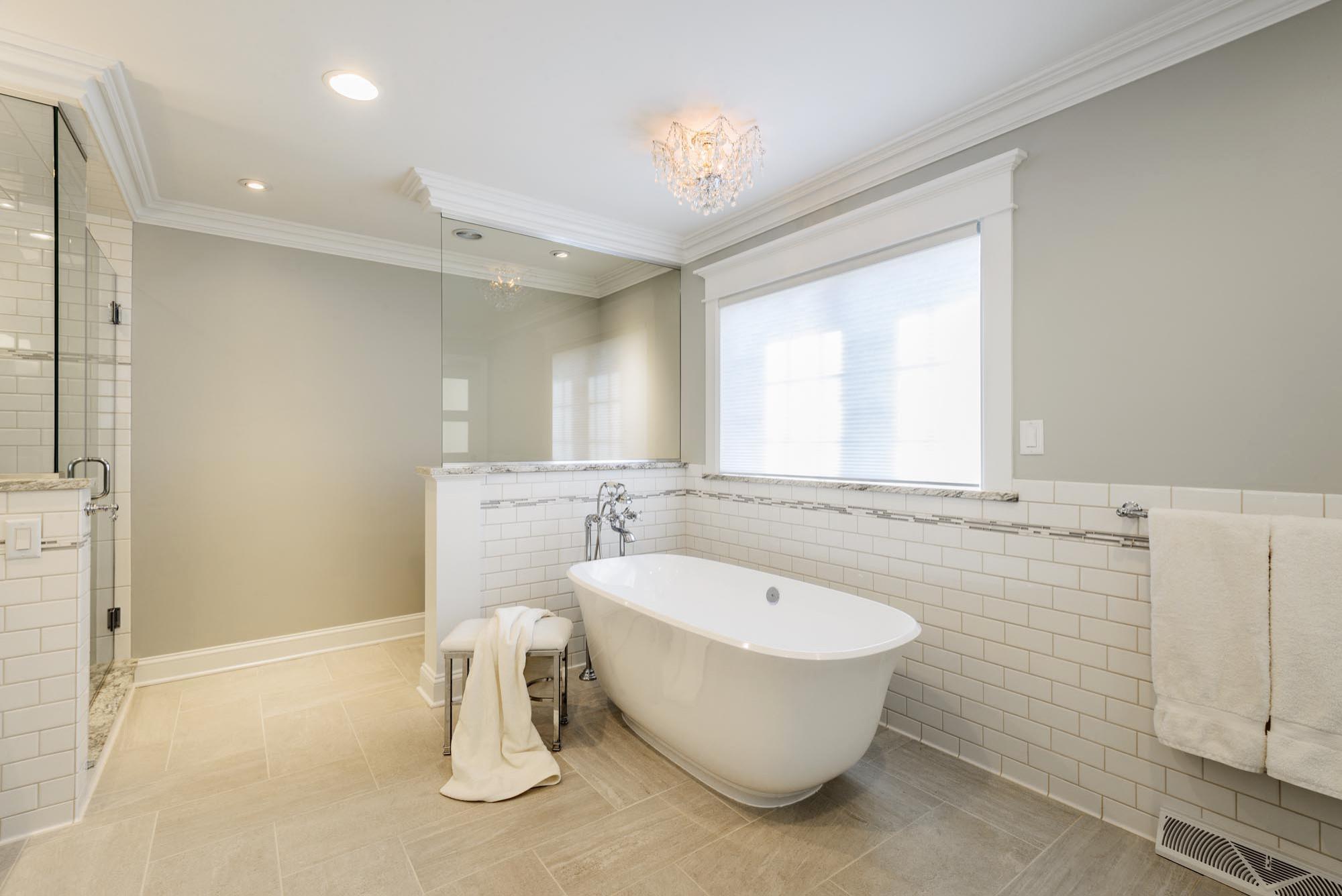 Summit  Master Bath and Bedroom