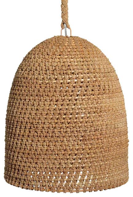 Lileas coastal beach rope rattan woven pendant beach style lileas coastal beach rope rattan woven pendant aloadofball Gallery