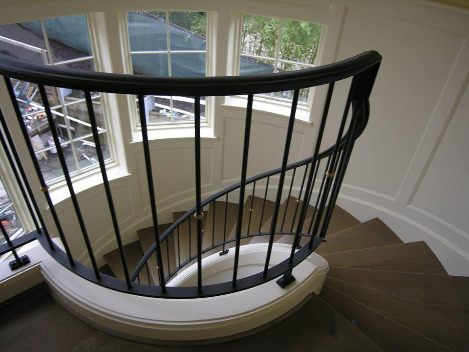 Free Standing Circular Staircase