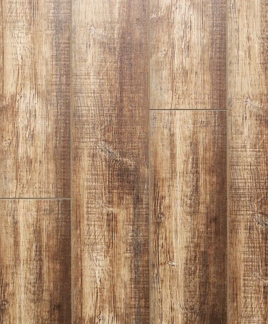 12mm Laminate Flooring With Attached Pad Caravel 5 71 In Width Set Of 10