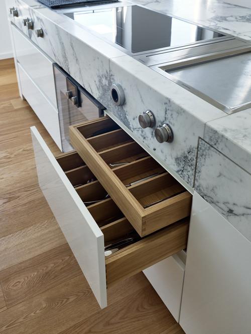 12 Materialien für Küchenarbeitsplatten im Überblick