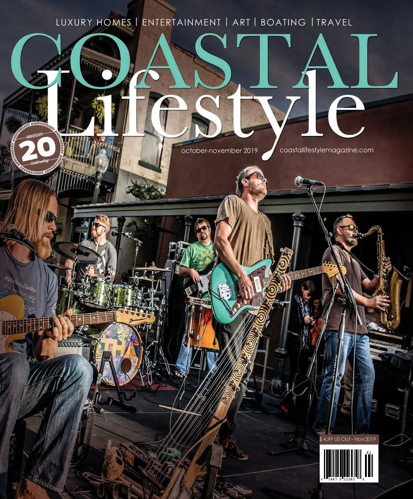 Coastal Lifestyle Magazine- Bear Point Retreat