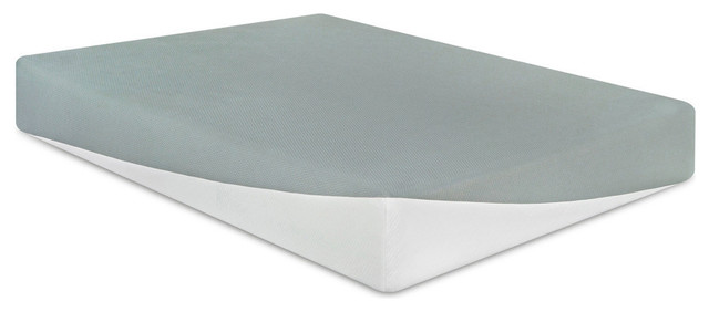 "Kenniston 11"" Hybrid Gel Memory Foam Mattress"