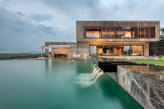Lonavala Houzz: This Home Stands Solid Yet Merges With Its Terrain