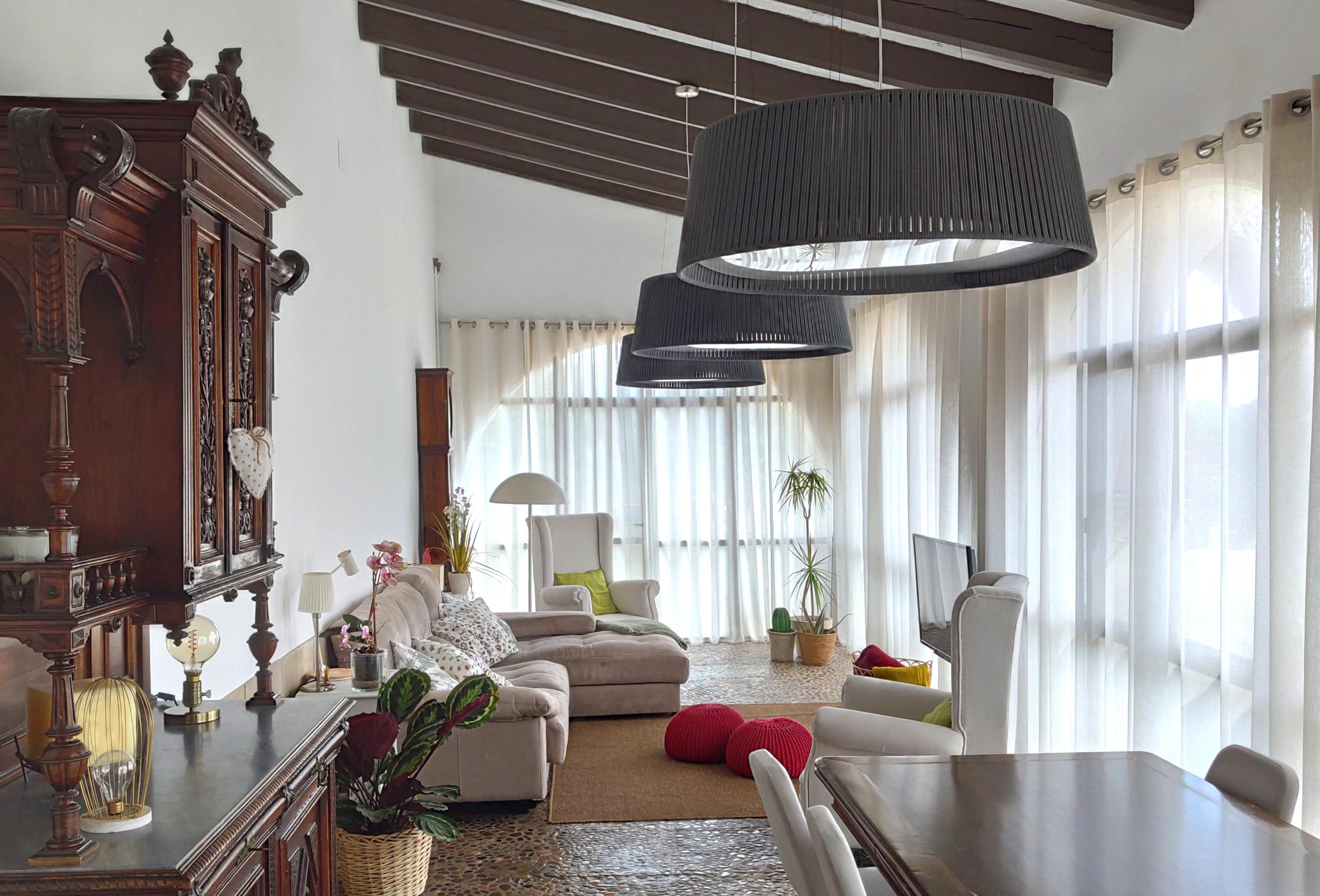 Rehabilitación integral de vivienda unifamiliar antigua