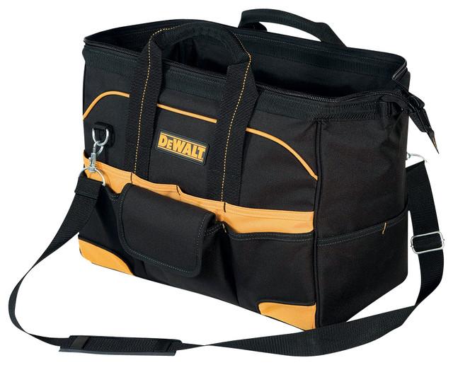 Clc Work Gear 16 Tradesman&x27;s Closed-Top Tool Bag.