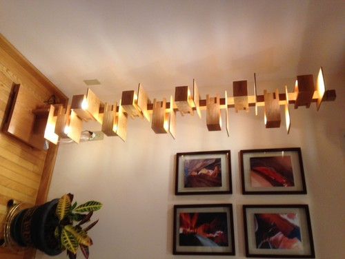 ... Looking For Draws Of Pendant Ceiling Lamp Frank Lloyd Wright Flw Also  Known As Taliesin Pendant ...