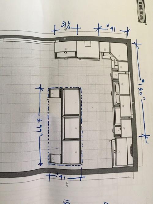 Help!!! Gap between window and upper cabinets!!
