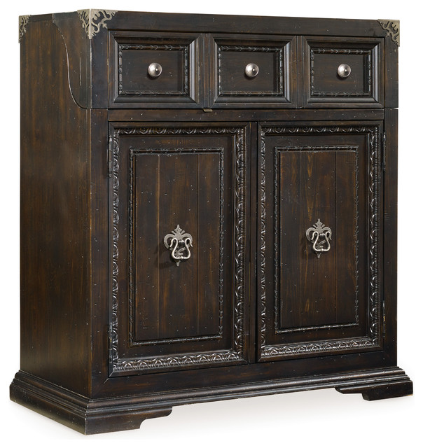 Treviso Bar - Wine And Bar Cabinets - by Hooker Furniture - Parent