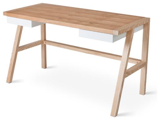 Awe Inspiring Finch Desk Ash Natural Download Free Architecture Designs Scobabritishbridgeorg