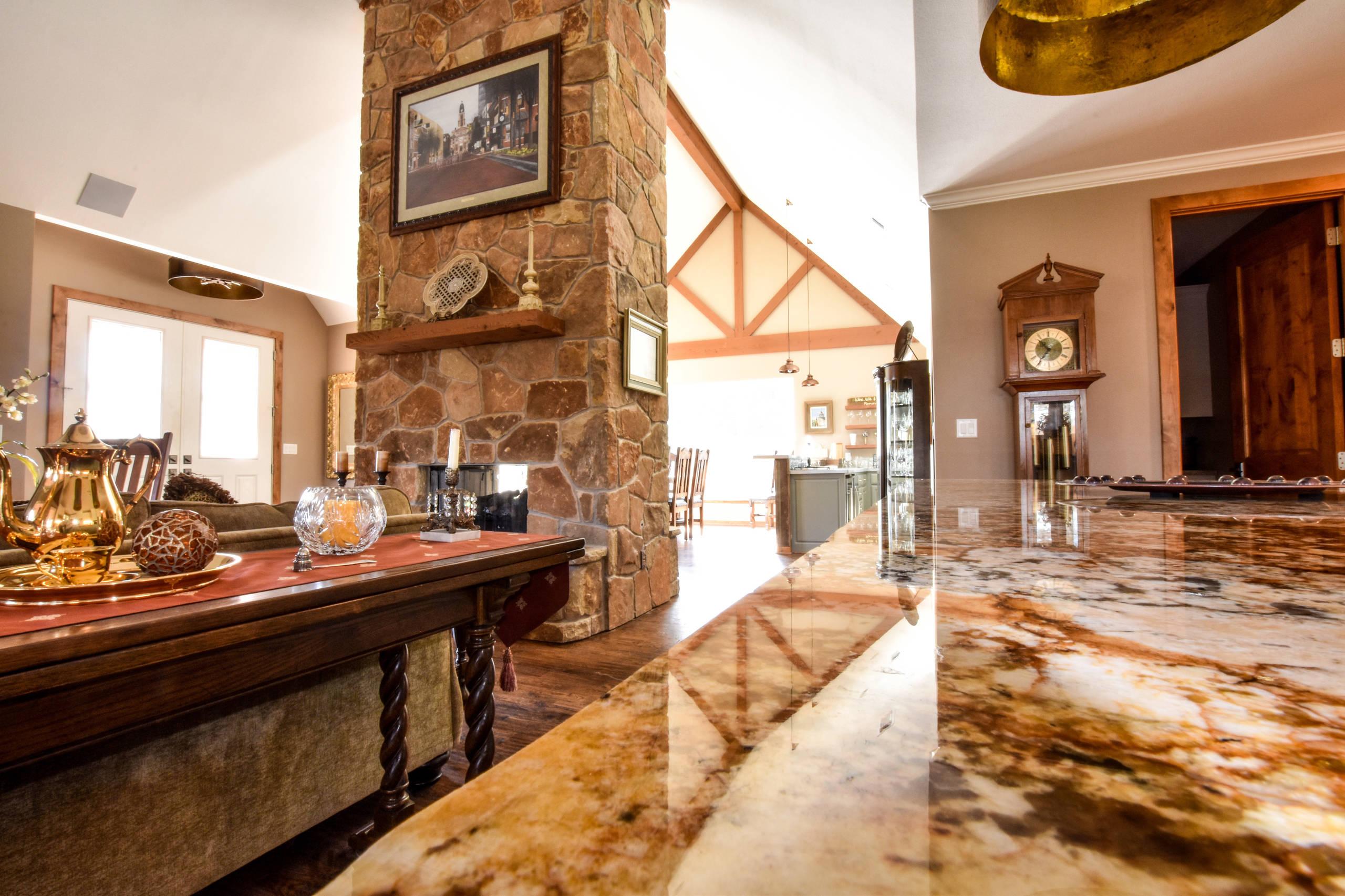 Graford Stone Residence