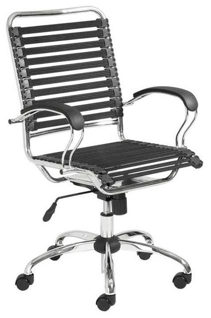 Bungie Flat J-Arm Office Chair