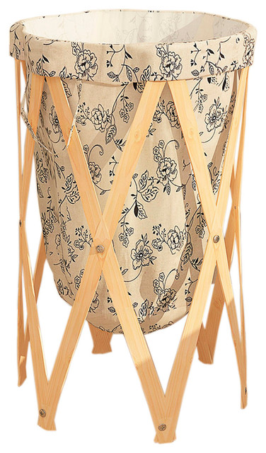 Collapsible Laundry Hamper Blh2.