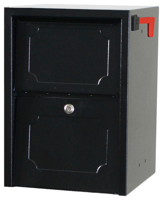 Weekend Away Vault Contemporary Mailboxes By Dvault