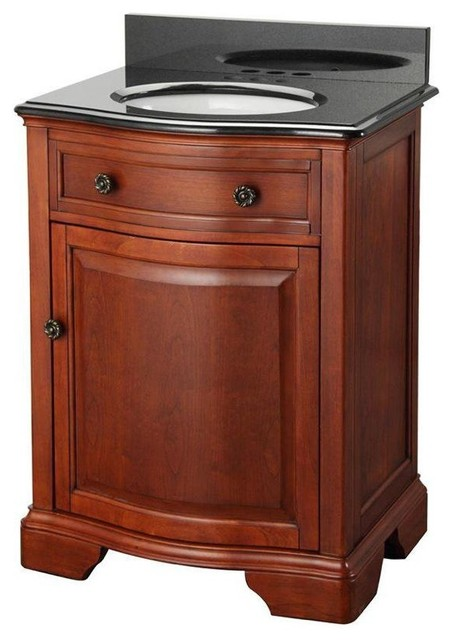 pegasus bathroom cabinets pegasus manchester 25 in vanity with granite vanity top 13940