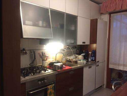 Arredare sala e cucina