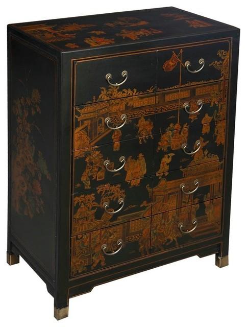 EXP - EXP Handmade Oriental Collection Zhuhai Dresser & Reviews   Houzz