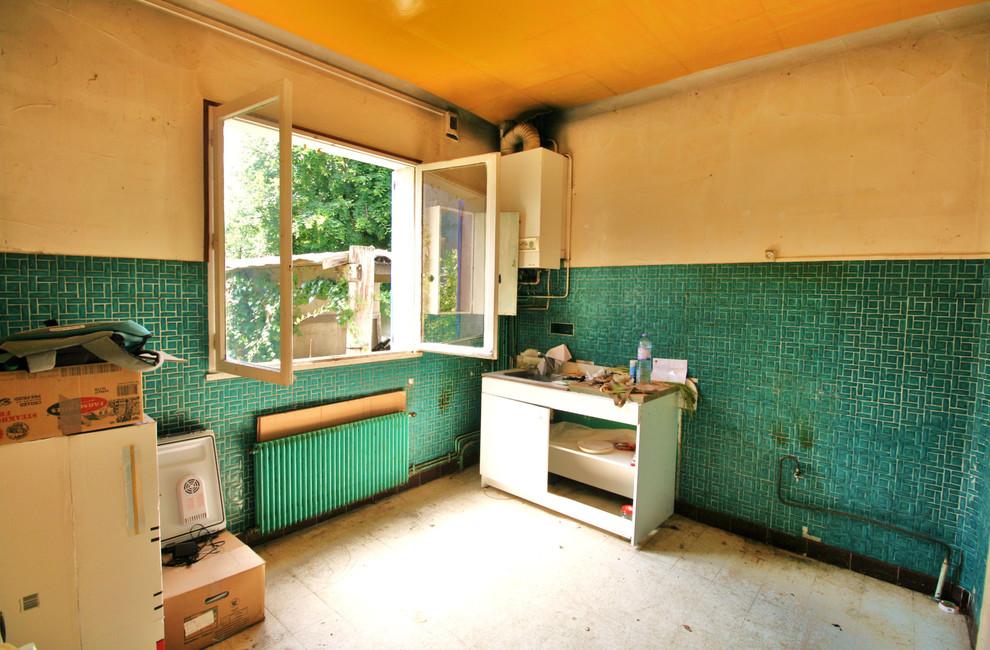 Maison des années 30 en région parisienne
