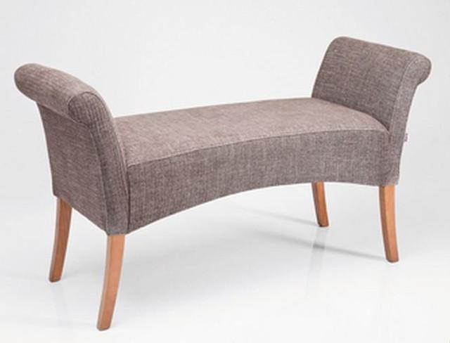 banc maxwel contemporain meuble d 39 entr e par inside75. Black Bedroom Furniture Sets. Home Design Ideas