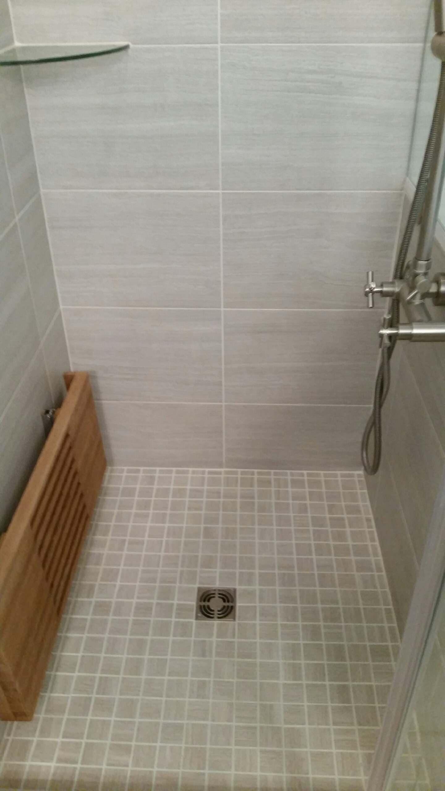 Coastal Bathroom Renovation