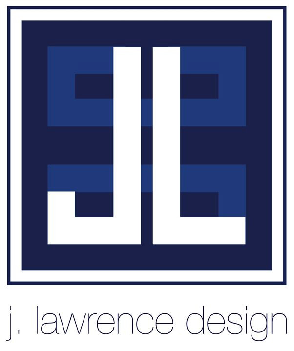 j lawrence design logo