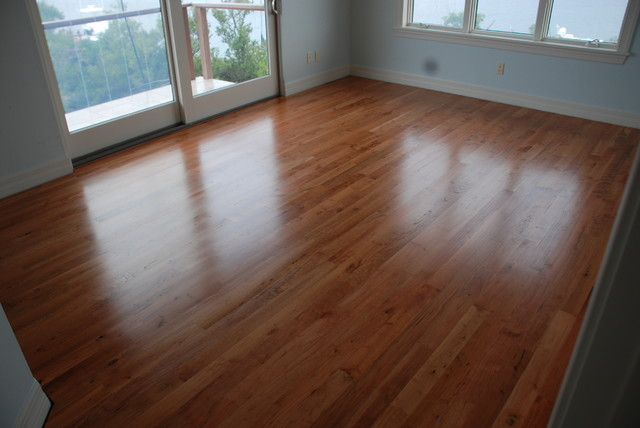 Wild black cherry wood flooring traditional hardwood for Wood flooring miami