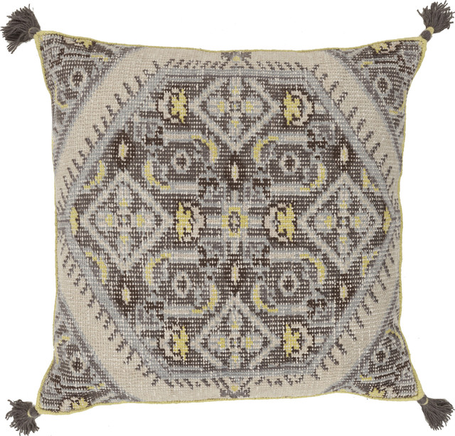 Vintage Heirloom Pillow - Southwestern - Decorative Pillows - by HedgeApple