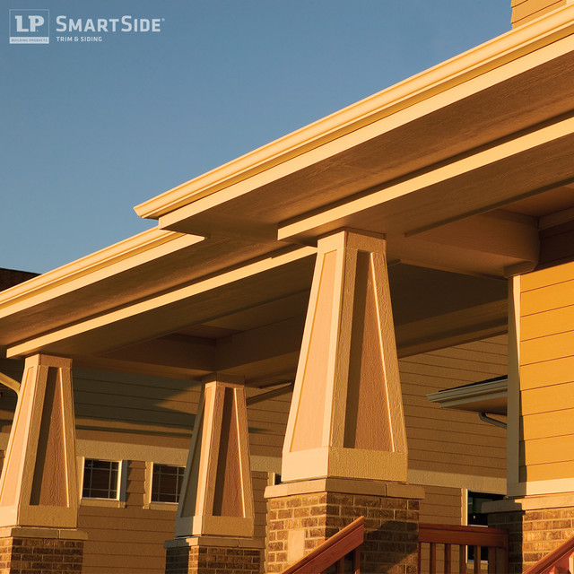 Lp Smartside Trim Fascia And Soffit 4 Craftsman