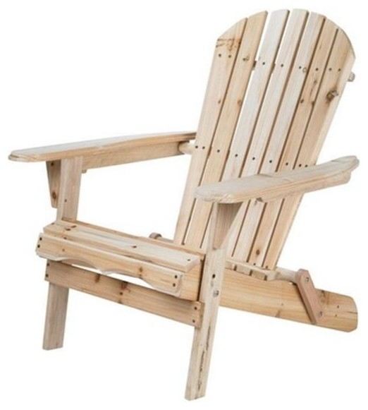 Living Accents Mpg-Ace10fr Folding Adirondack Chair.