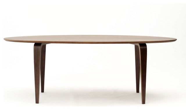 Cherner Chair Oval Dining Table Modern Tables By Switch