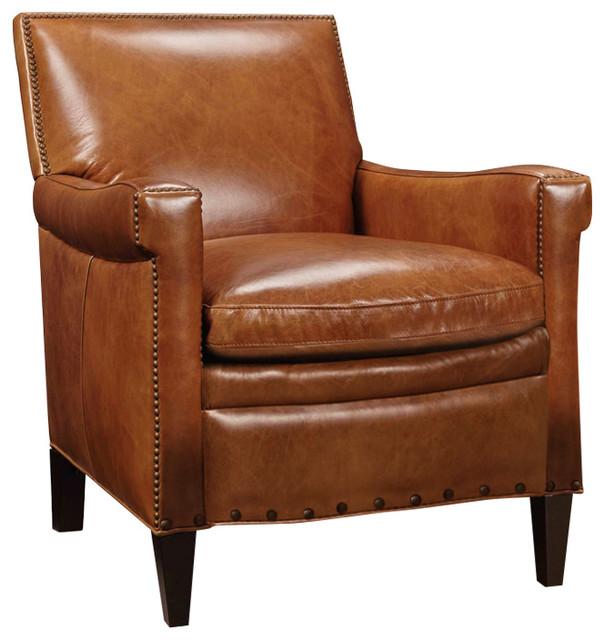 Huntington Morrison Club Chair Transitional Armchairs