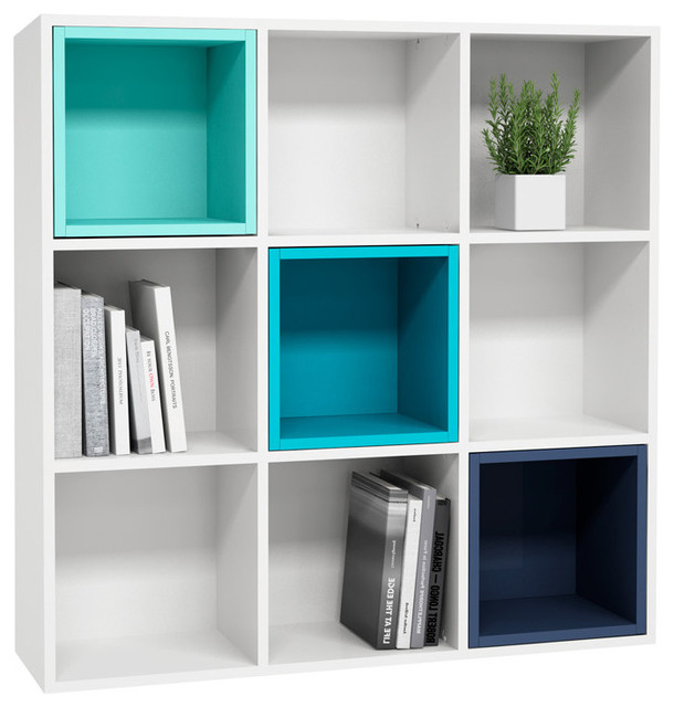 old bookcase turquoise bookshelf into drawers life about corner my