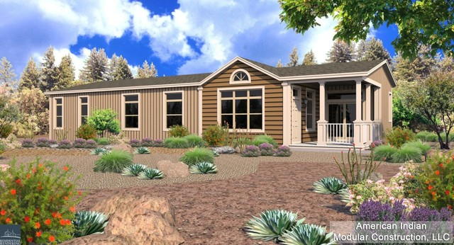 American Indian Modular Construction Project