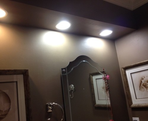 Should Vanity Lights Go Up Or Down : Soffit lighting- should it stay or should it go?