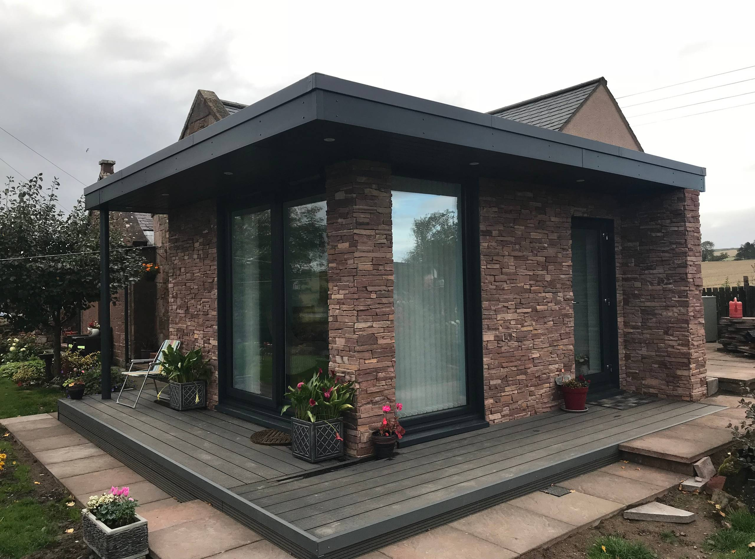Extension to House, Milnathort