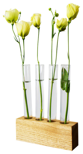 Flower Bud Vase Farmhouse Vases By Moss Twig