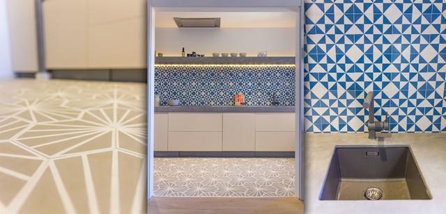beautiful mosaic del sur pictures amazing house design. Black Bedroom Furniture Sets. Home Design Ideas