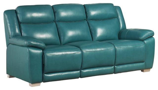 Georgia Top Grain Leather Sofa